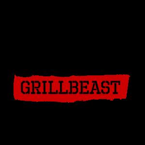 Griller BBQ Skull - Logo