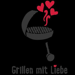 grillen mit liebe