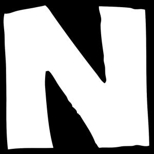 N Buchstabe