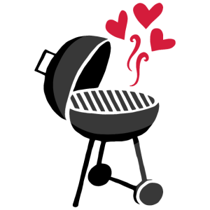 grillen mit liebe / grill avec d'amour / with love