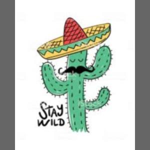 cactus stay wild
