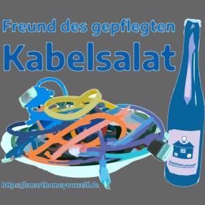 Freund des gepflegten Kabelsalat - Comic