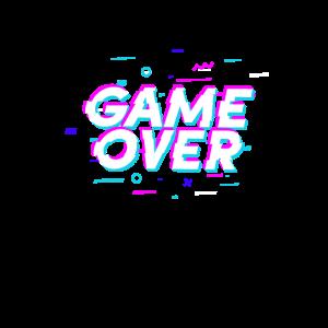 game Over, Neonschild