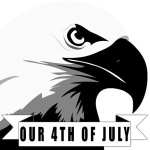 4. Juli Unabhängigkeitstag Eagle1