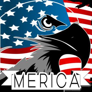 4. Juli Unabhängigkeitstag Eagle3