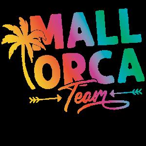 Mallorca Team Urlaub