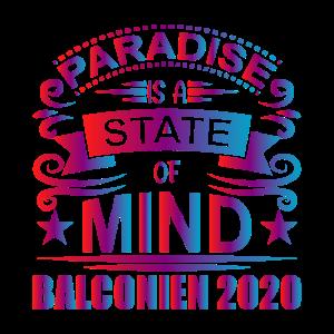 Paradise Zuhause Urlaub 2020 Buddhistisch