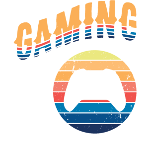 Gaming Is Life - lustiges Gaming Design