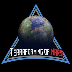Terraforming des Mars-Raumschiffs