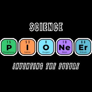 Wissenschaftspionier