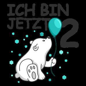 2. Geburtstag Eisbär