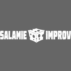 Salamie Improv + Logo (White official)