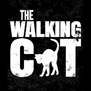 The walking cat
