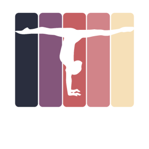 Vintage Turnerin   Akrobatik Gymnastik Turnen Gym