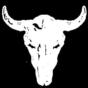 Bullenschädel