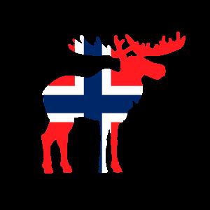 Elch Norwegen