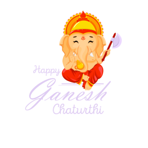 Happy Hindu Ganesh Chaturthi Day