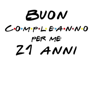 Happy birthday 21 years