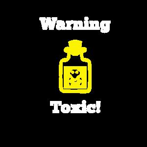 Flasche Totenkopf Gefahr Gift giftig tödlich