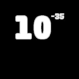 10 hoch Minus 35 - Astrophysik