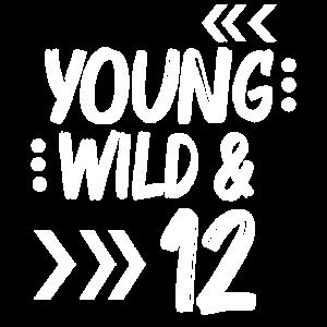 Geburtstag Zwöfl Jahre 12 Geburtstag Geschenk