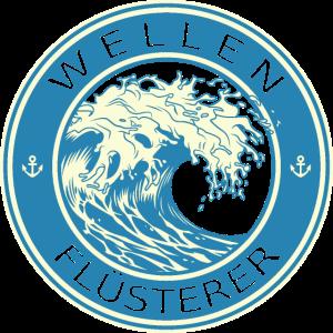 Wellen Flüsterer Welle Wave Wellenreiten Surfer