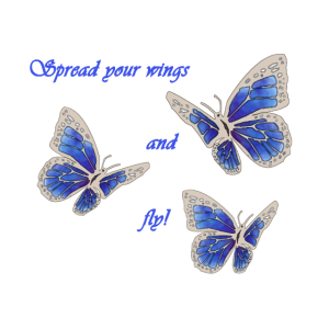 Schmetterling, Flügel, fliegen
