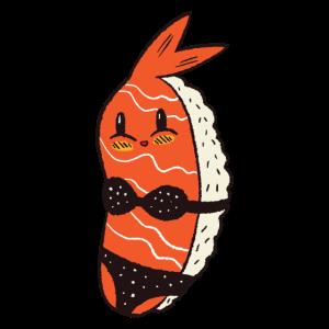 Sushi Bikini