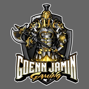 GoennjaminGaming - Logo Front Print Collection