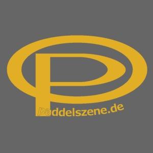 Paddelszene Logo Orange