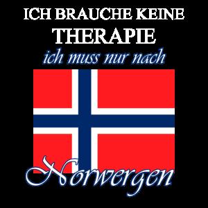Ich brauche keine Therapie Norwegen