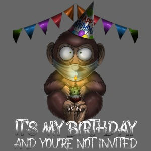 Quarantine Birthday | Monkey Social Distance