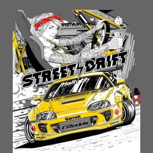 Camesita Street drift