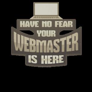 Computerfreak Haben Sie keine Angst Ihr Webmaster ist hier