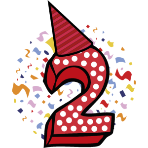 Kindergeburtstag 2 Jahr Geburtstag