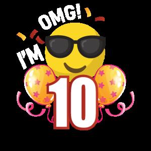 Omg i'm 10