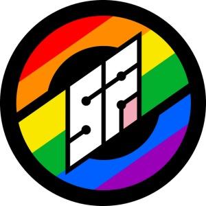 SotonFurs Pride Roundel Backed