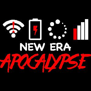 Apocalypse Problem Nerd IT Shirt