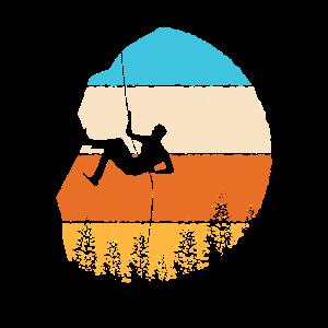 Kletterer Klettern Bouldern
