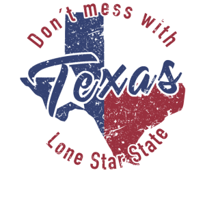 Don't mess with Texas Vintage