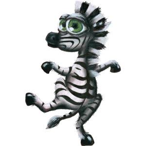 Dancing Zebra II