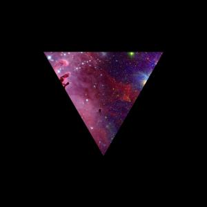 Future Universum Dreieck