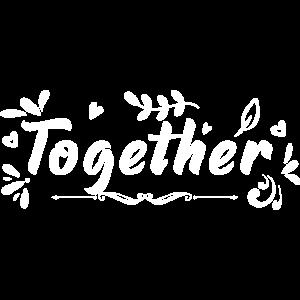 forever together Paar