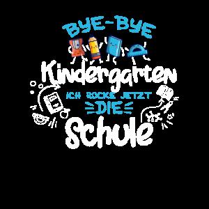 Erster Schultag Kindergarten 1. Klasse Schule