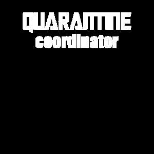 Quarantine Coordinator | Corona Virus Pandemie