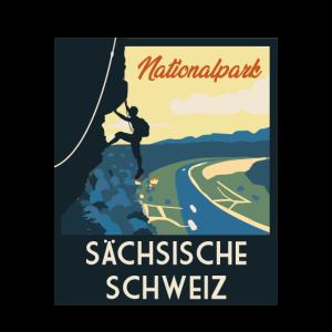 saechsische schweiz Klettern Geschenk