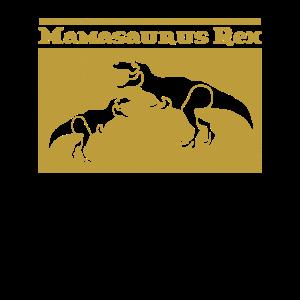 Mamasaurus Rex Shirt Trex Mutter T-Shirt Geschenk Tee