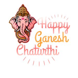 Happy Ganesh Chaturthi Hindu Festival | Gift |