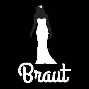 Braut JGA Geschenk Lustig
