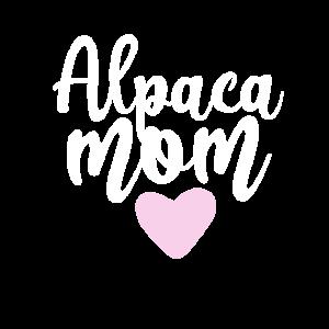 Alpaka Mama Mutter